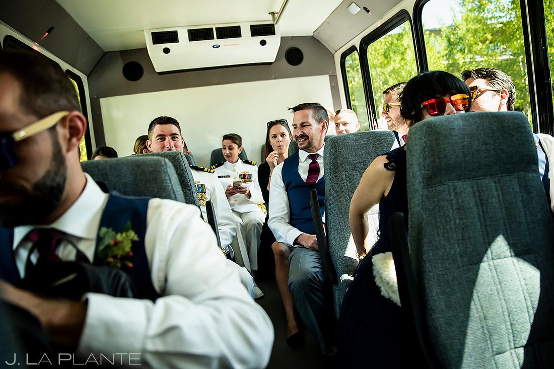 Aspen Meadows Resort Wedding | Aspen Wedding Photographer | J. La Plante Photo
