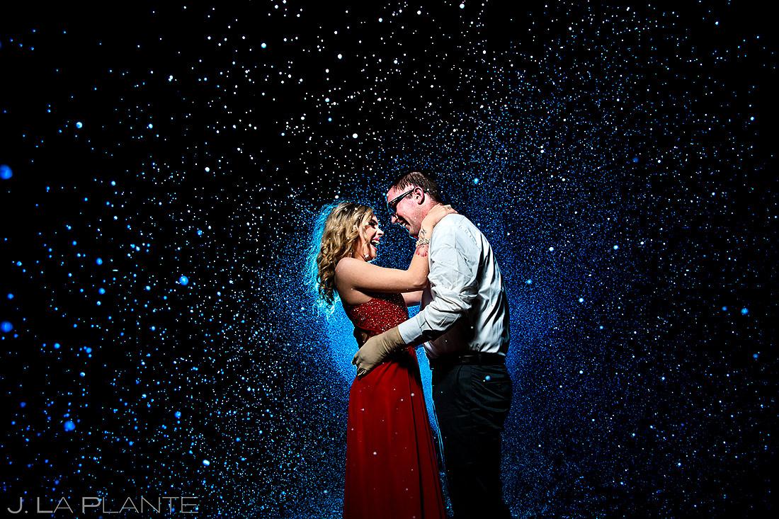 Unique Engagement Photo Ideas | Loveland Colorado Engagement | Colorado Wedding Photographer | J. La Plante Photo