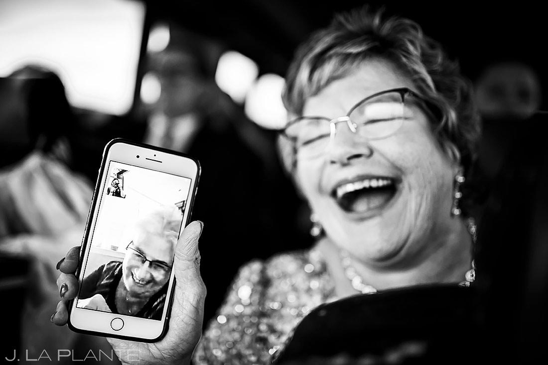 Funny Wedding Moments | Sanctuary Golf Course Wedding | Denver Wedding Photographer | J. La Plante Photo