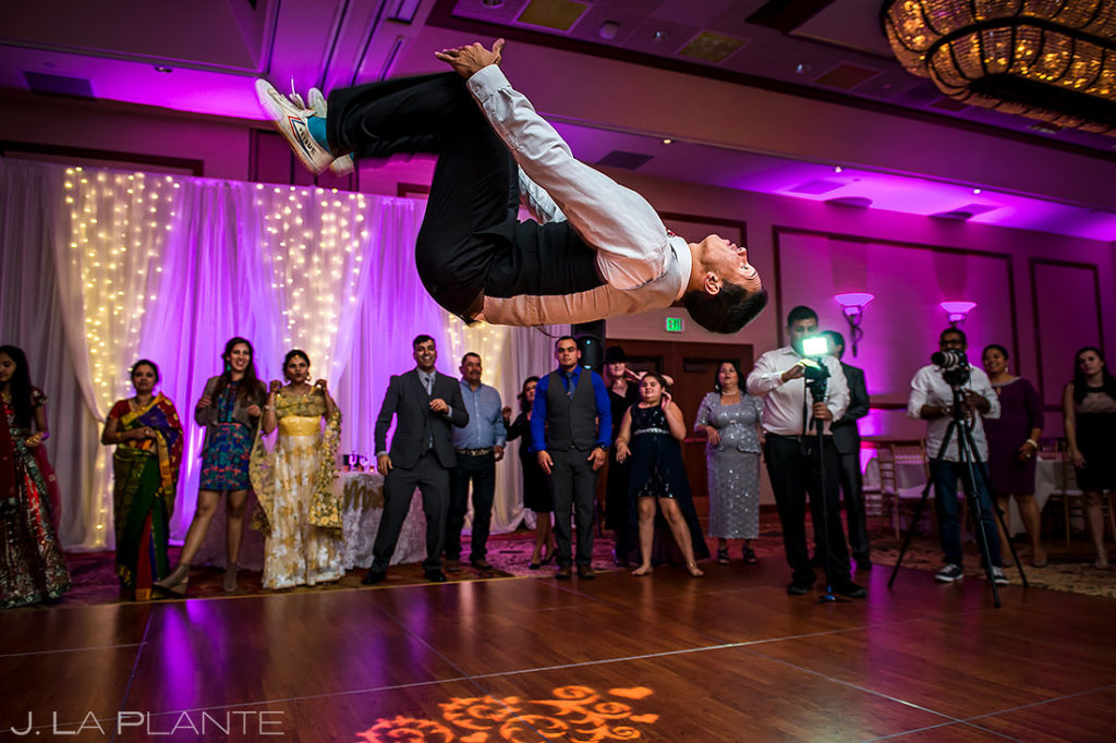 Cool Wedding DJ | Cheyenne Mountain Resort Wedding | Colorado Springs Wedding Photographer | J. La Plante Photo