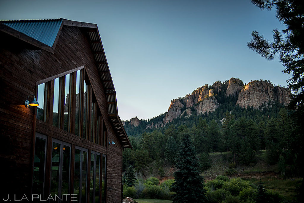 Unique Colorado Wedding Venue | Mountain View Ranch Wedding | Colorado Wedding Photographer | J. La Plante Photo
