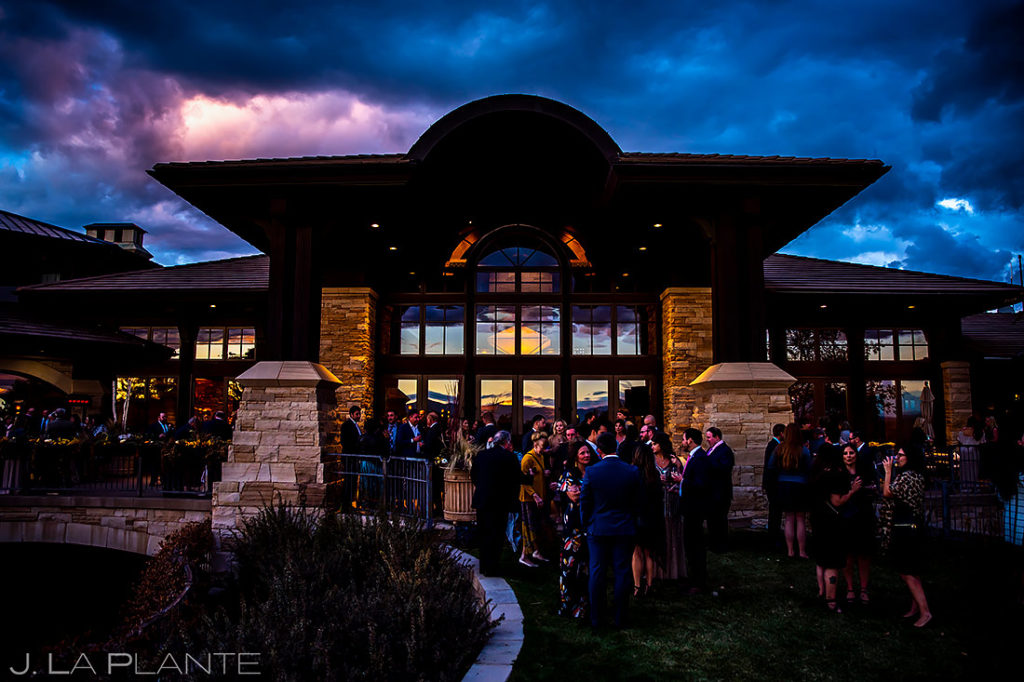 Unique Denver Wedding Venue | Sanctuary Golf Course Wedding | Denver Wedding Photographer | J. La Plante Photo