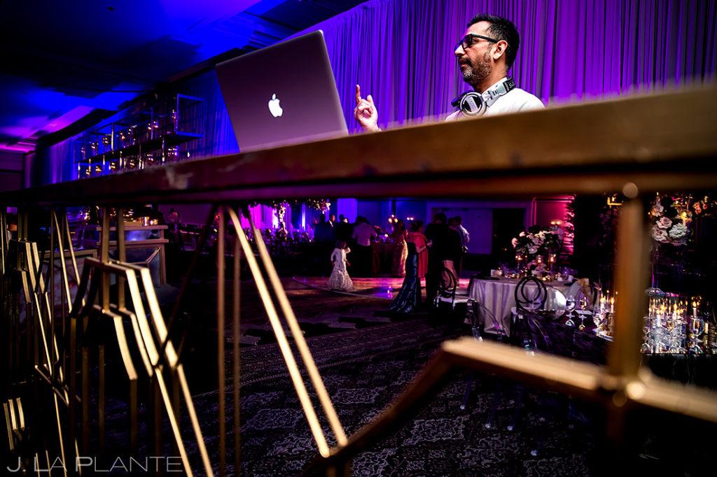Aspen Wedding DJ | St. Regis Aspen Wedding | Aspen Wedding Photographer | J. La Plante Photo