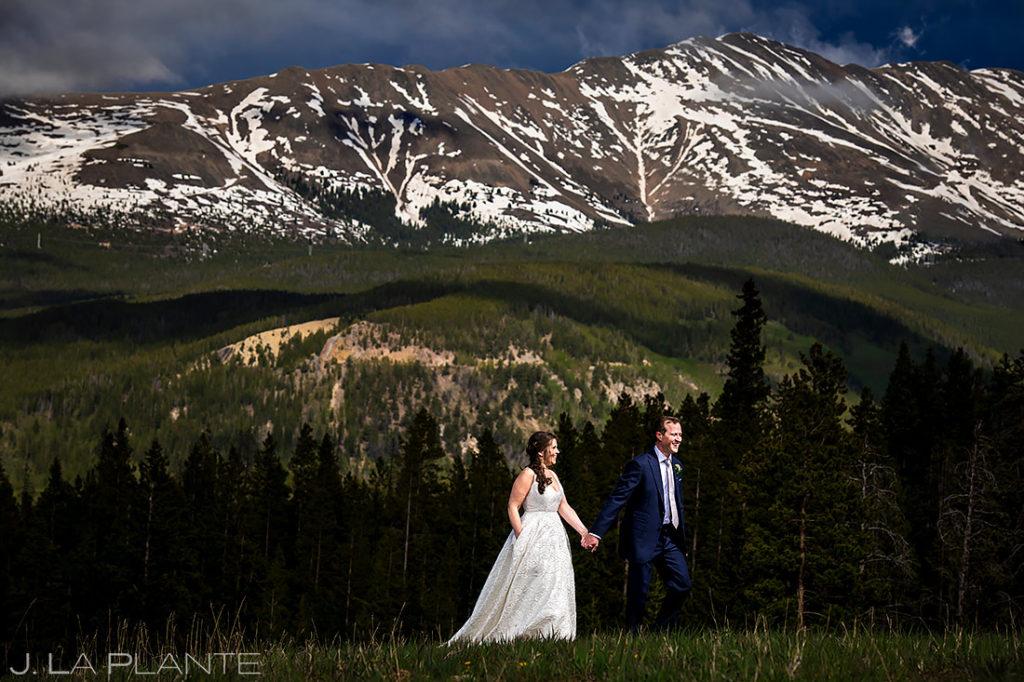 Unique Colorado Wedding Venues | TenMile Station Wedding | Breckenridge Wedding Photographer | J. La Plante Photo