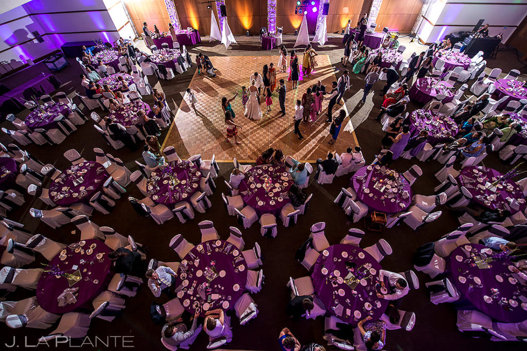 Wedding Reception Venue in Denver | Wildlife Experience Wedding | Denver Wedding Photographer | J. La Plante Photo