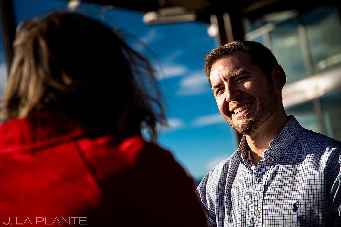 Colorado Groom To Be | Colorado Engagement | Colorado Wedding Photographer | J. La Plante Photo