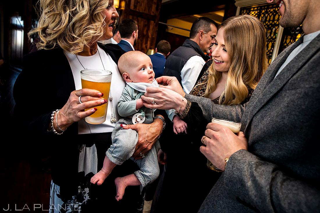 Cute Kids at Weddings | Pinery at the Hill Wedding | Colorado Springs Wedding Photographer | J. La Plante Photo