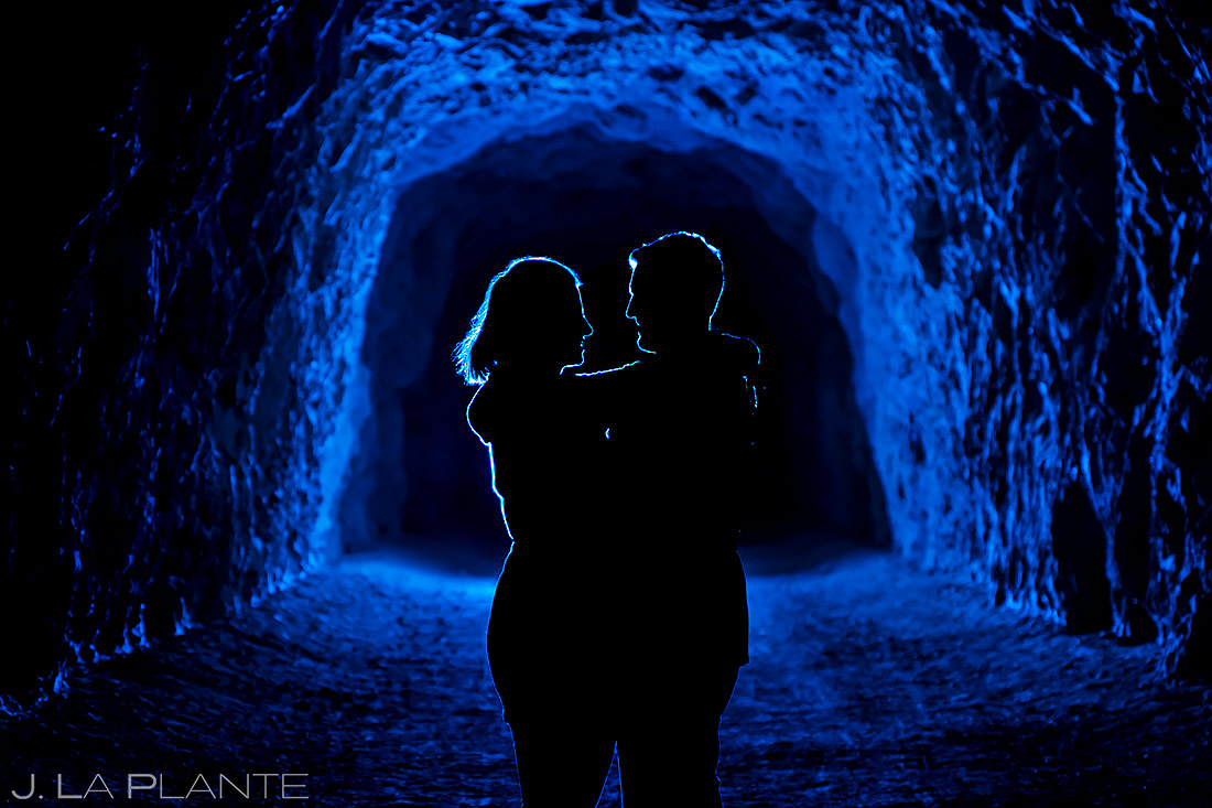 Unique Engagement Photo Ideas | Royal Gorge Engagement | Colorado Wedding Photographer | J. La Plante Photo