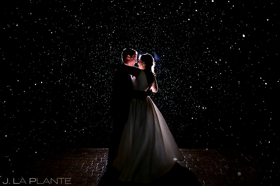 Winter Wonderland Wedding   TenMile Station Wedding   Breckenridge Wedding Photographer   J. La Plante Photo