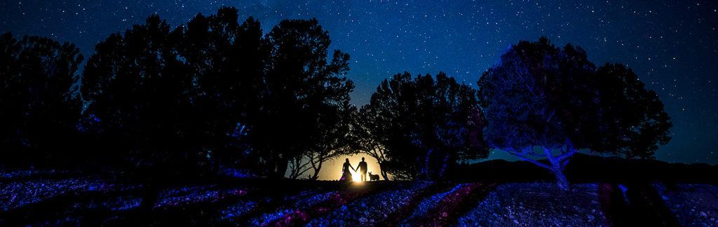 Bride and Groom with Dog | Buena Vista Wedding | Colorado Wedding Photographer | J. La Plante Photo