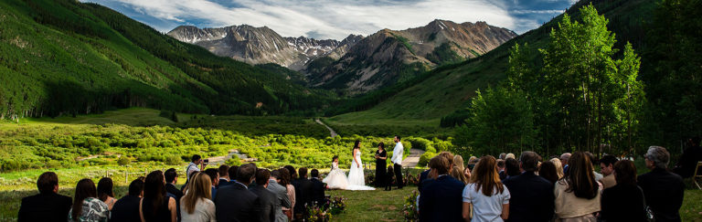 5 Tips for Planning a Mountain Wedding