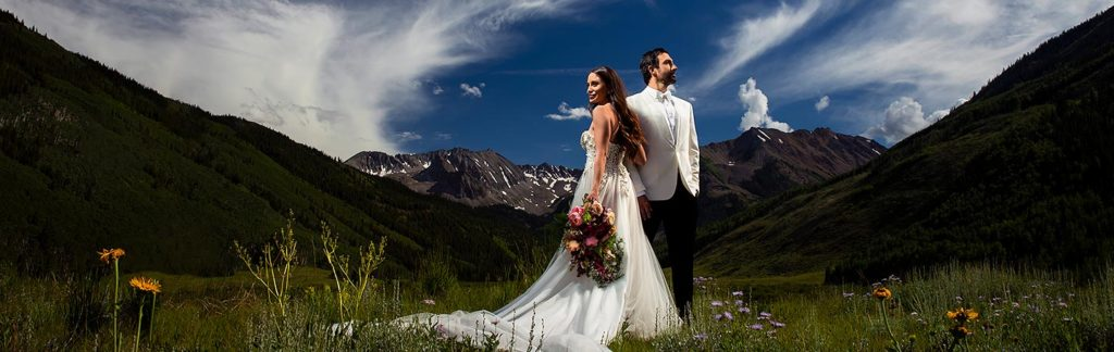 Mountain Wedding Photos | Pine Creek Cookhouse Wedding | Aspen Wedding Photographer | J. La Plante Photo