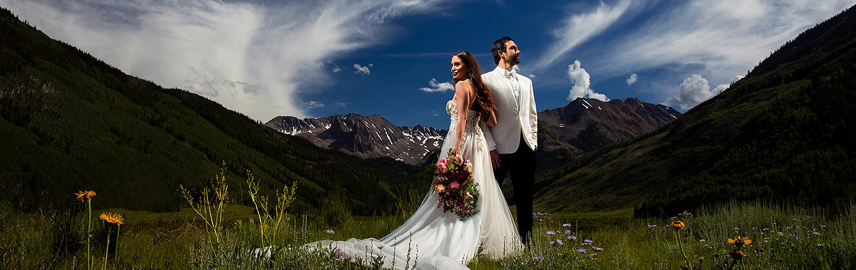 Mountain Wedding Photos | Pine Creek Cookhouse Wedding | Aspen Wedding Photographer | J. La Plante Photo