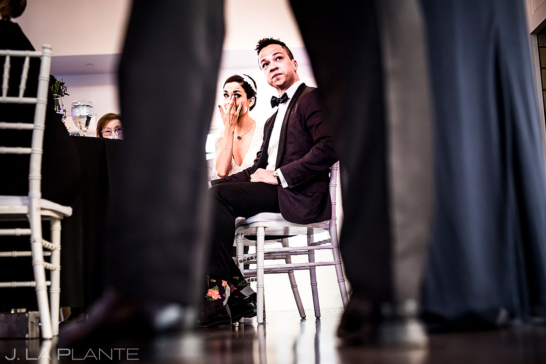manor house wedding father of the bride candid wedding photography