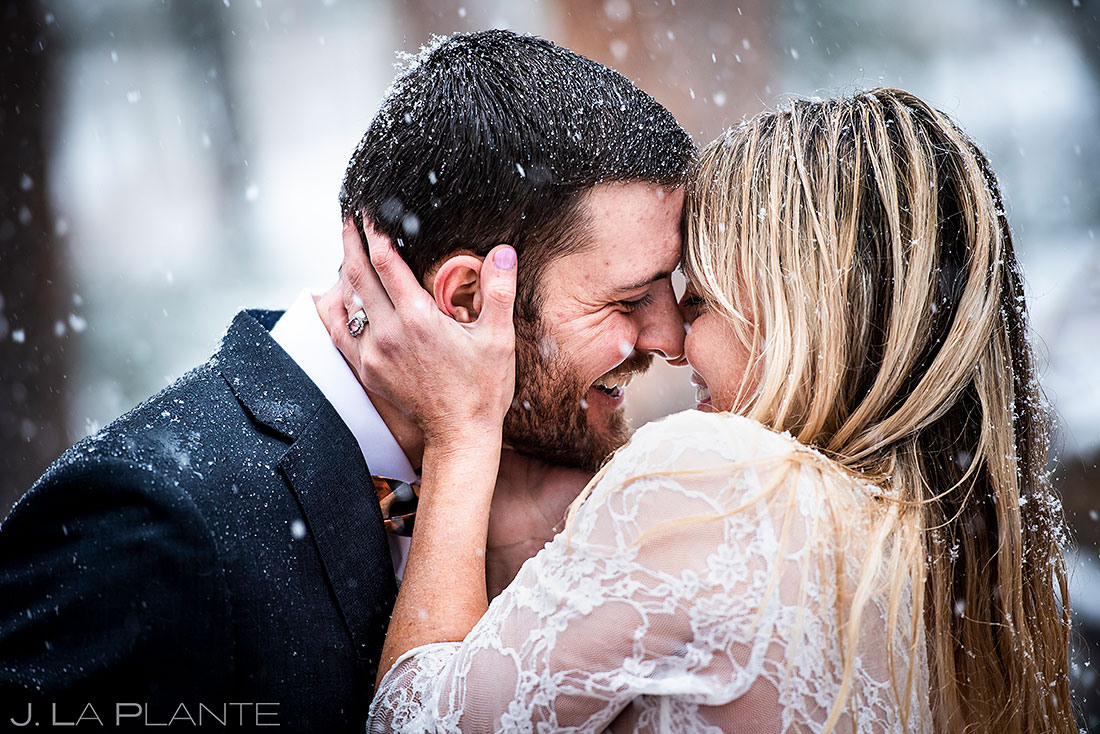 How to plan for weather on your wedding day | Sunshine Mountain Lodge Wedding