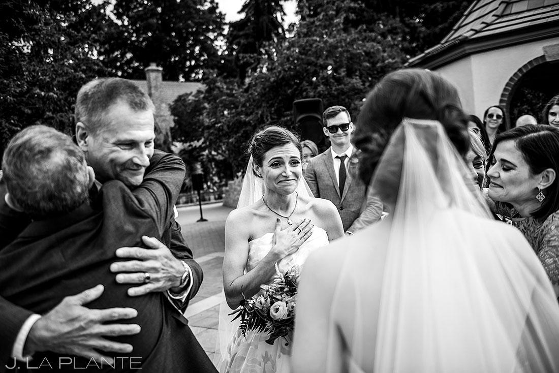 denver botanic gardens wedding same sex wedding