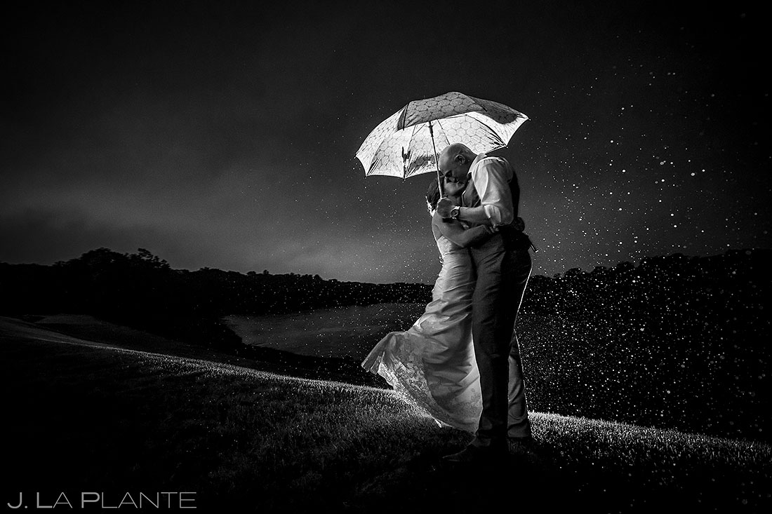 How to plan for weather on your wedding day | Kalamazoo country club wedding