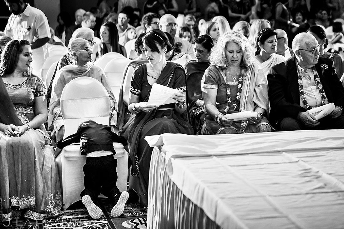 Pueblo Convention Center wedding funny kids at weddings