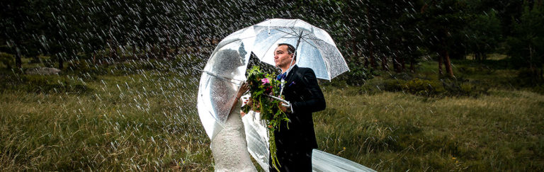 How to Plan for Weather on Your Wedding Day