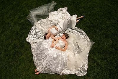 denver botanic gardens wedding dress best colorado wedding vendors