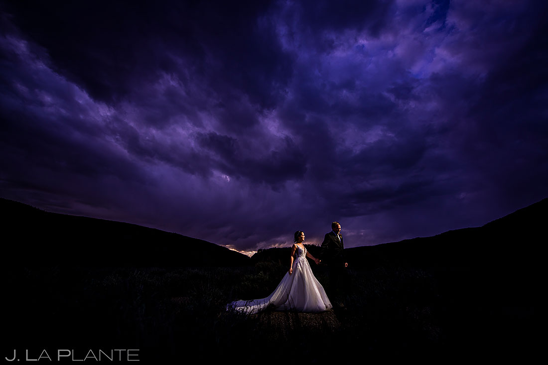 best wedding photos of 2020 sunset wedding photo of bride and groom