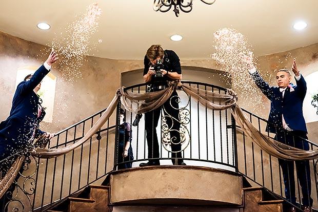 nontraditional wedding photography bella sera wedding