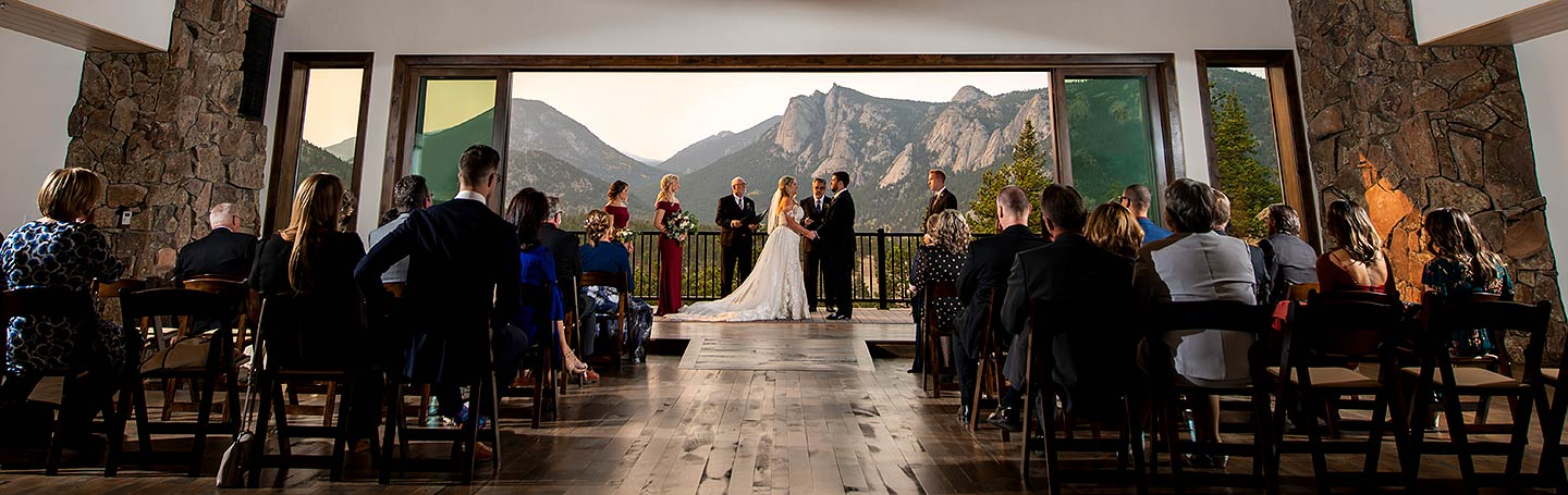 wedding vendors to book first | black canyon inn wedding | J. La Plante Photo