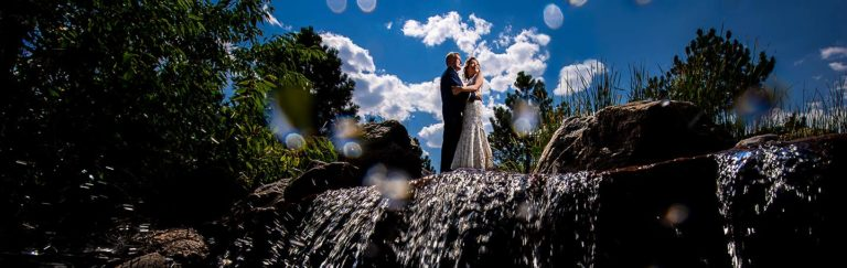 Fall Wedding at Spruce Mountain Ranch