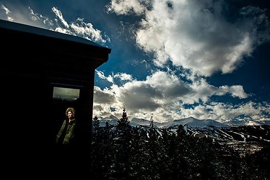 portrait photography in Breckenridge Colorado