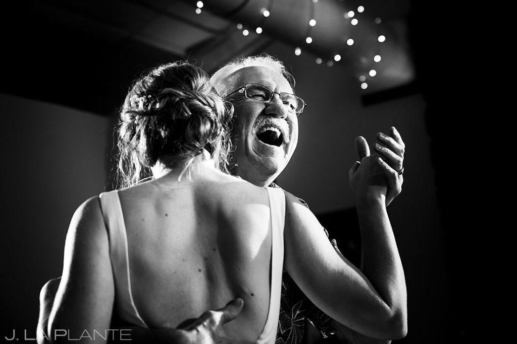 father daughter dance in Colorado