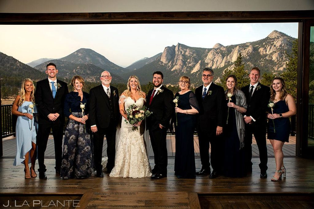 keep your guests happy while you're taking wedding photos with lawn games Black Canyon Inn wedding