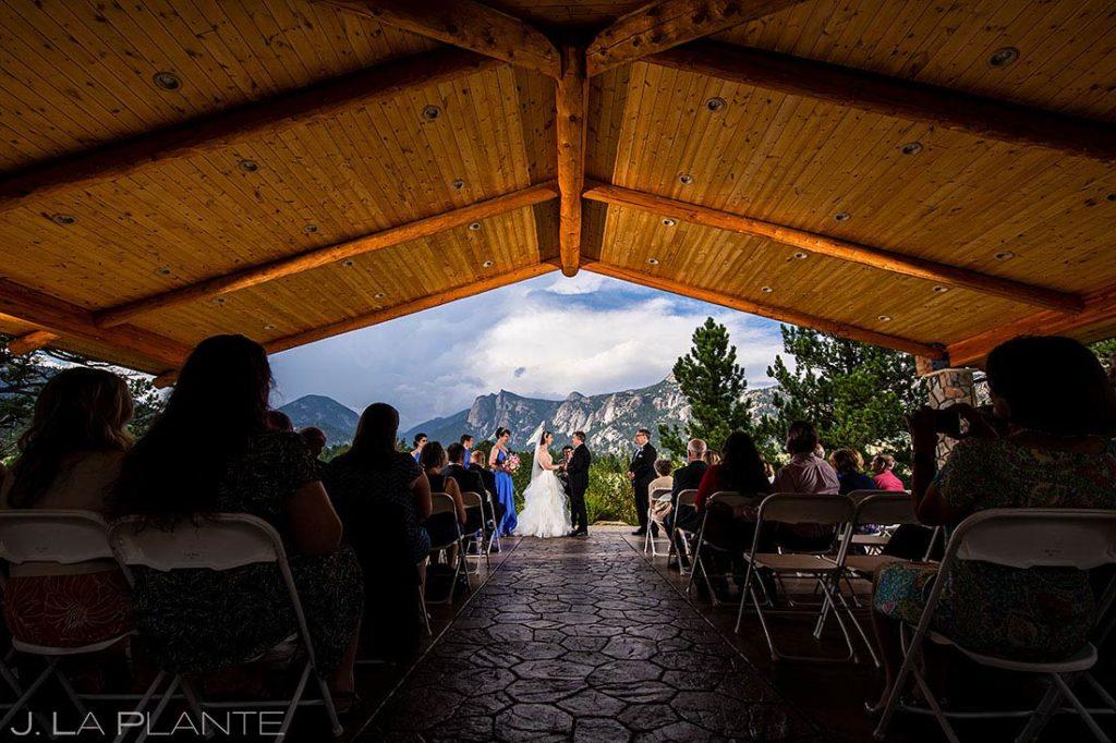 black canyon homestead wedding ceremony