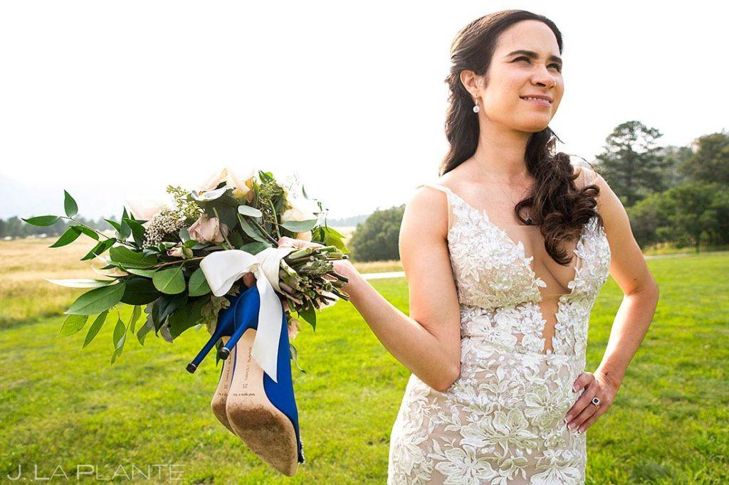 Spruce Mountain Lower Ranch wedding details