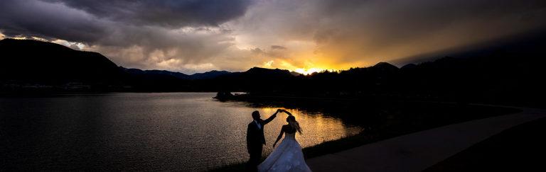 Estes Park Resort Wedding